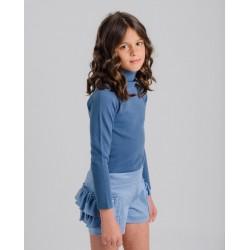 Jersey niña cuello vuelto beige-LOI-1015221501-1-La Ormiga