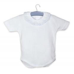 Body camisa manga corta-ALM-19067-Calamaro Baby