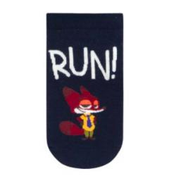 Calcetín tobillero motivo run fox-KLI-C512-Kylie
