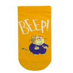 Calcetín tobillero motivo beep-KLI-C518-Kylie