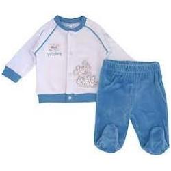 Conjunto 2p pantalones y camiseta 65% algodon / 35% pe MICKEY Bebe niño