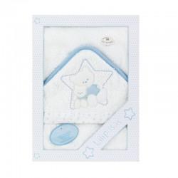 Capa de baño liliposas mod oso estrella-IBI-1204-Liliposas
