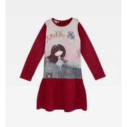 Camiseta manga larga niña Anekke