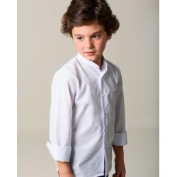 Camisa niño c/mao blanca-LOI-1012000301-1-La Ormiga