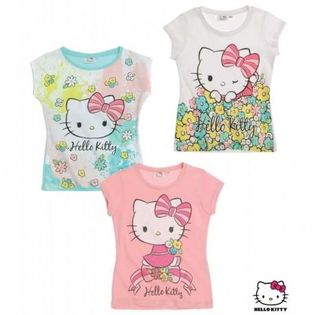 Hello Kitty Camiseta manga corta - Hello Kitty - TMBB-128199