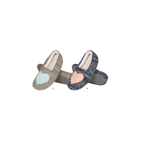 Zapatillas descanso Love - Soxo - SXV-94444