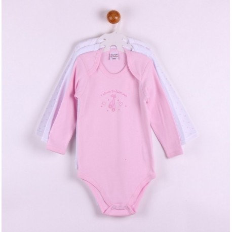 TMBB-BGI01377 Newness ropa infantiil al por mayor Pack 3 pcs
