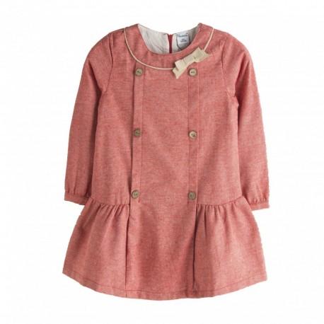 TMBB-JGI06751-NO mayoristas ropa infantil en españa Vestido de