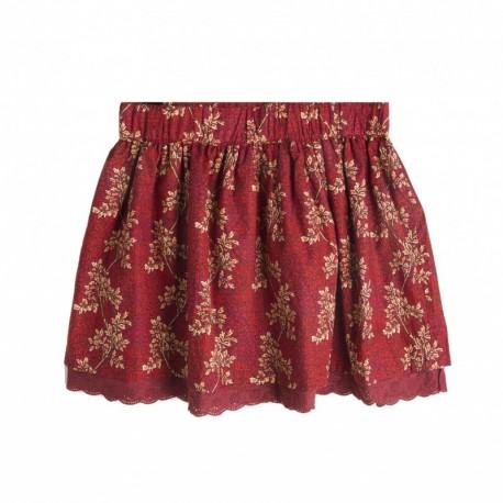 TMBB-KGI06927 venta de ropa de jovenes al por mayor Falda roja