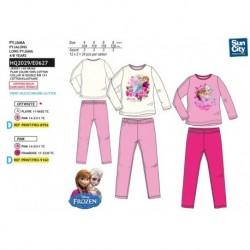 Pijama largo 100% algodón FROZEN Niña