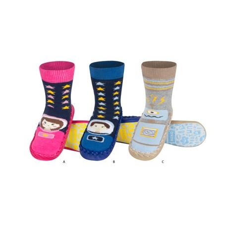 Calcetines suela de cuero - Soxo - SXV-98589