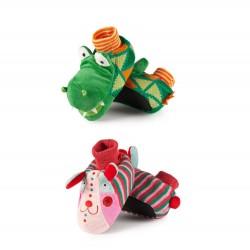 Zapatillas infantiles animales - Soxo - SXV-63560