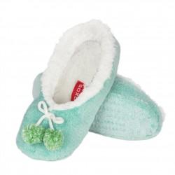 Zapatillas descanso suela blanda