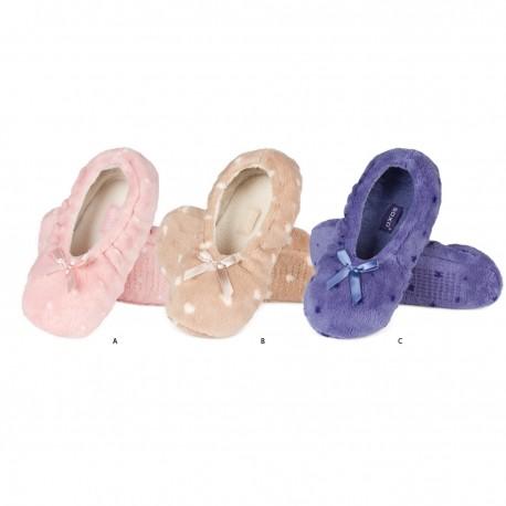 Zapatillas descanso suela blanda - Soxo - SXV-87279