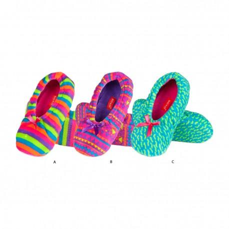 Zapatillas descanso tundosadas - Soxo - SXV-87361