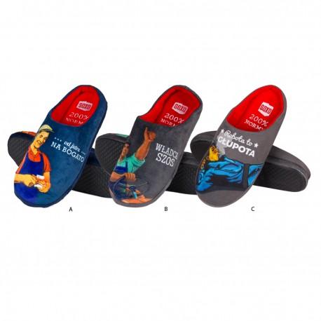 Zapatillas descanso vintage - Soxo - SXV-86647