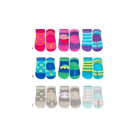 SXV-93089 Comprar ropa al por mayor dropshippingPack 3 pares