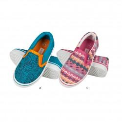 Slippers diferentes estampados Kindergarden