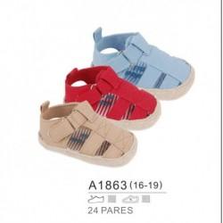 Zapatos bebe de verano
