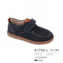 Mocasines piel - Bubble - BB-A1746-L