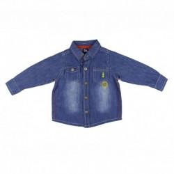 SMV-180993 Mayorista de ropa infantil Summer Love Camisa Bebe