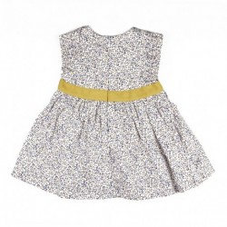 SMV-181025 Mayorista de ropa infantil Country Summer Vestido