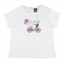 Basic Camiseta Bebe Niña