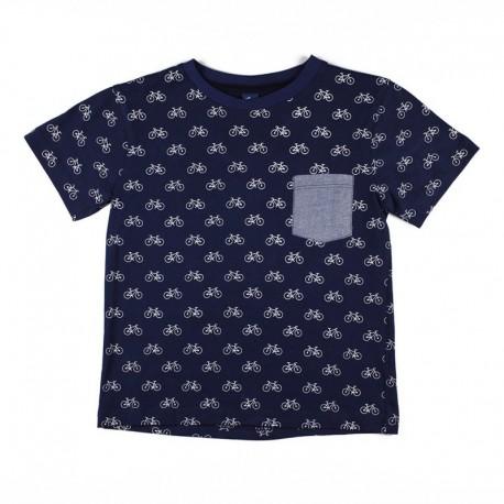 TMBB-181074 Mayorista de ropa infantil Bike Camiseta Niño -