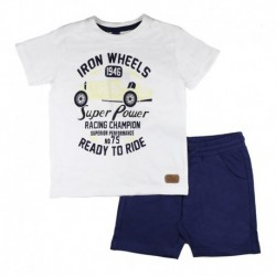 Iron Wheels Conjunto Niño