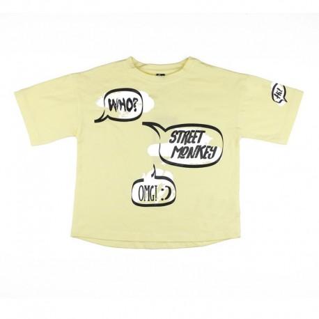 SMV-181113 Mayorista de ropa infantil Sailor Love Camiseta