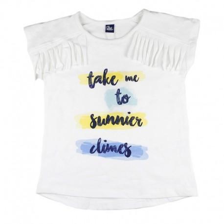 SMV-181117 Mayorista de ropa infantil Sailor Love Camiseta