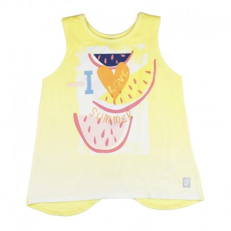 SMV-181129 Mayorista de ropa infantil Fruit Party Camiseta