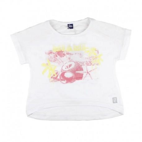 SMV-181131 Mayorista de ropa infantil Fruit Party Camiseta