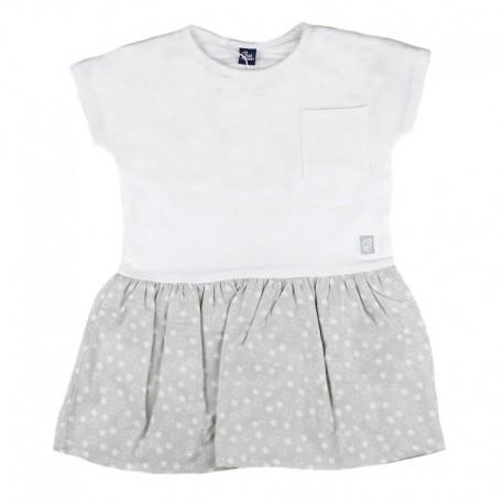 SMV-181135 Mayorista de ropa infantil Rock Star Vestido Niña -