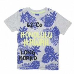 "Camiseta/o m/c ""honolulu hawaii"""
