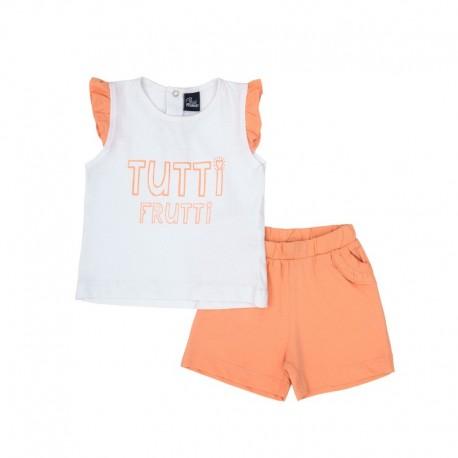 SMV-181053 Mayorista de ropa infantil Tutti Frutti Conjunto