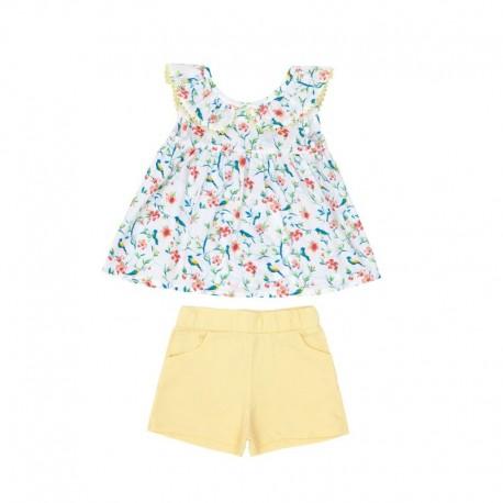 SMV-181056 Mayorista de ropa infantil Paradise Conjunto Bebe