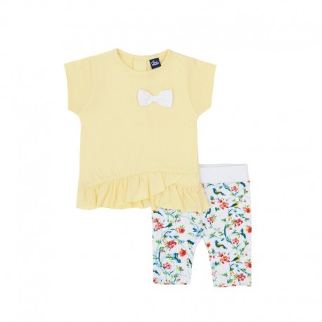 SMV-181057 Mayorista de ropa infantil Paradise Conjunto Bebe