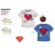 Camiseta mc 100%algodon SUPERMAN Niño