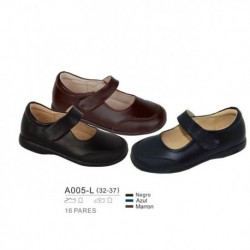 TMBB-A005-L calzado al por mayor de ropas infantiles Calzado