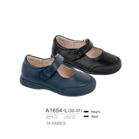 TMBB-A1654-L calzado al por mayor de ropas infantiles Calzado