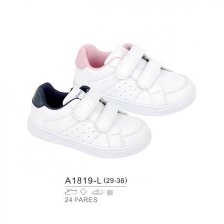 TMBB-A1819-L calzado al por mayor de ropas infantiles