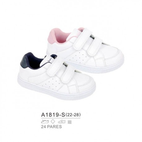TMBB-A1819-S calzado al por mayor de ropas infantiles