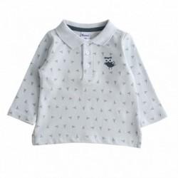 TMBB-BBI67080-NO venta de ropa al por mayor Polo estampado con