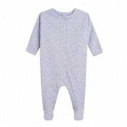 Pijama algolchado estampado