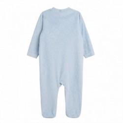 Pijama terciopelo osito y su comea