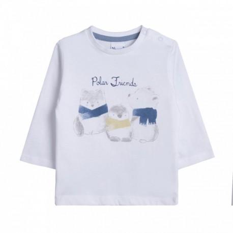 TMBB-BBI68002 venta de ropa al por mayor Camiseta 3 ositos con