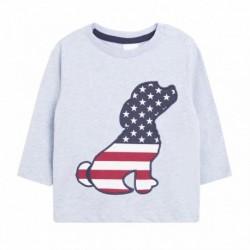 Camiseta perro america