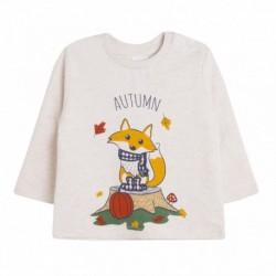 Camiseta zorro en truco