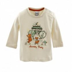 Camiseta algodón 100% - Newness - BBI05014